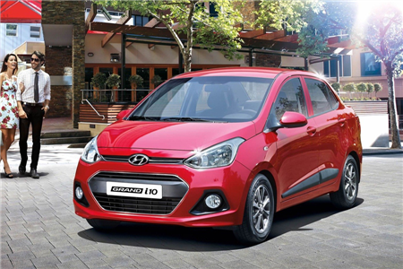 Hyundai I10 1.2 AT - hatchback